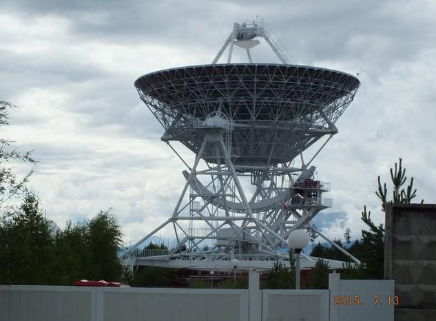 большой радиотелескоп аршан
