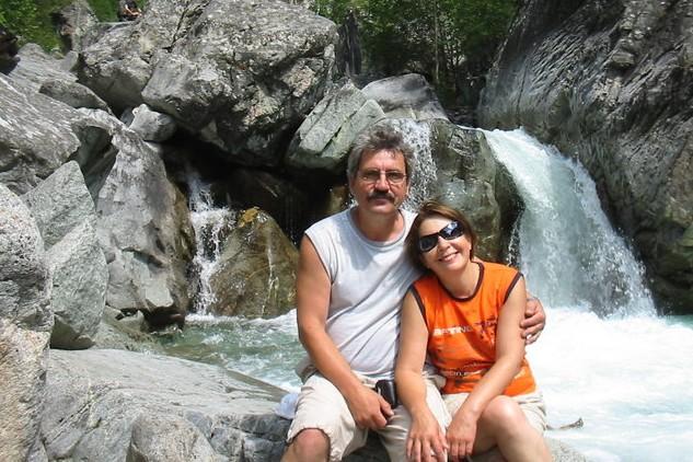 поездка на авто на водопады на аршане