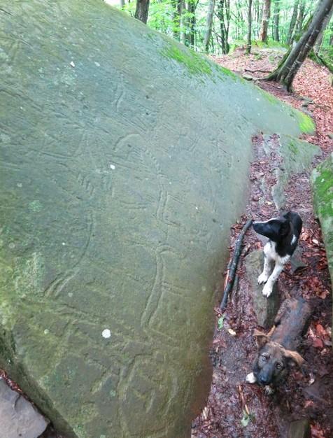 петроглифы в карачаево черкесии