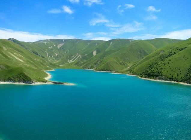 поездка на озеро Казеной-Ам