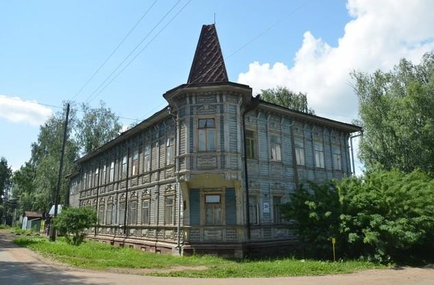Дом Жигаловых