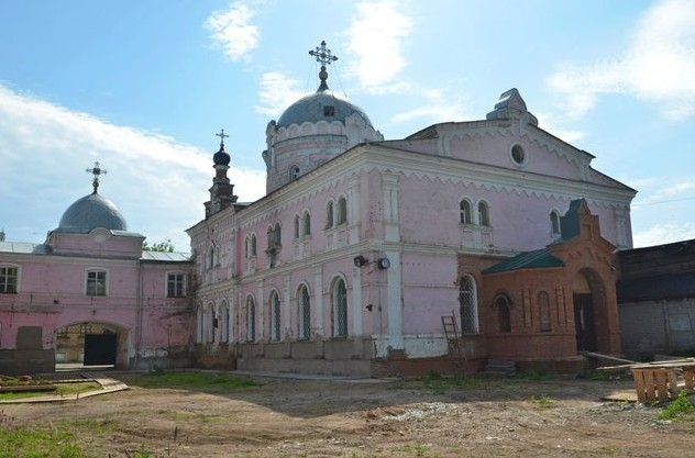 путешествие в Христорождественский монастырь