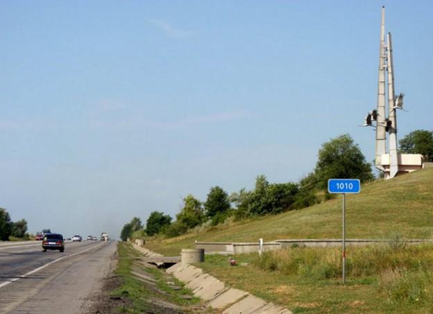 ремонт на трассе дон 1009 км