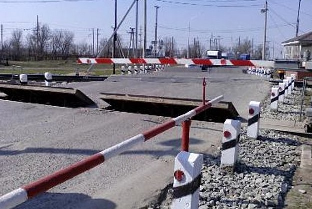 железно дорожный перезд волгоградская область