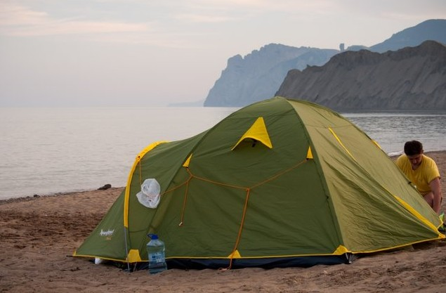 крым палатка