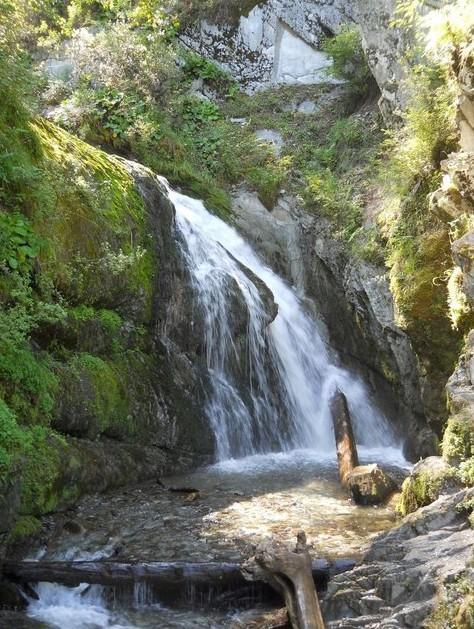 водопад Чоодор