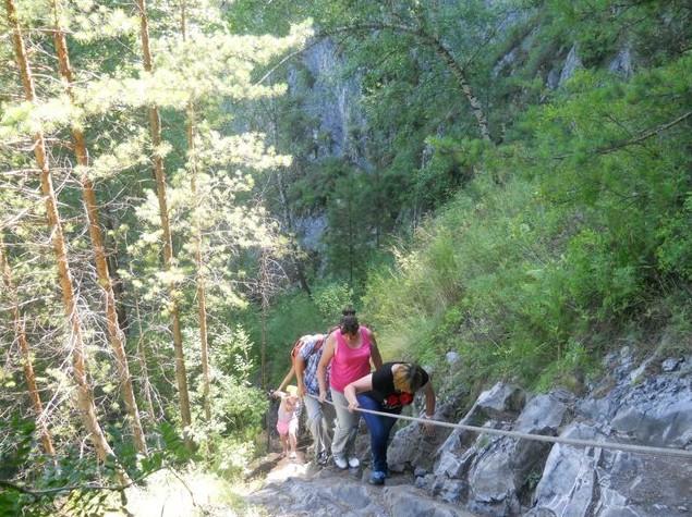 поездка в Тавдинские пещеры