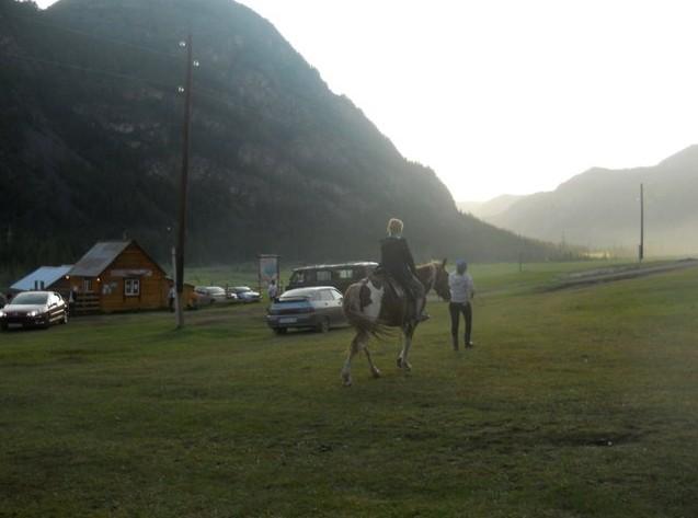 путешествие на алтай на лошади