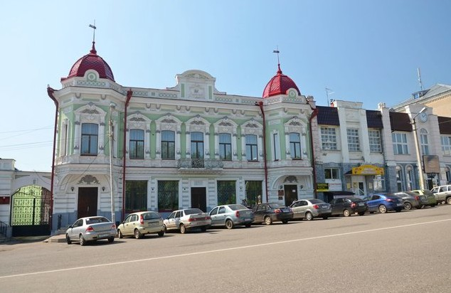 Дом Корешева сарапул
