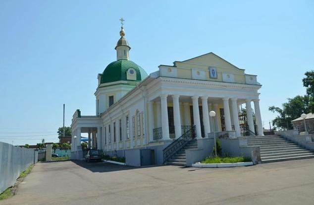 Покровский кафедральный собор в сарапуле