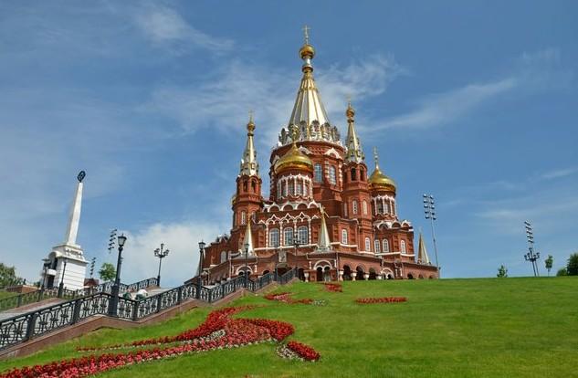 Михайловский собор ижевск