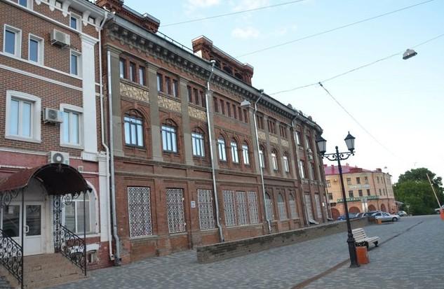 Пешеходная улица, Спасская. киров