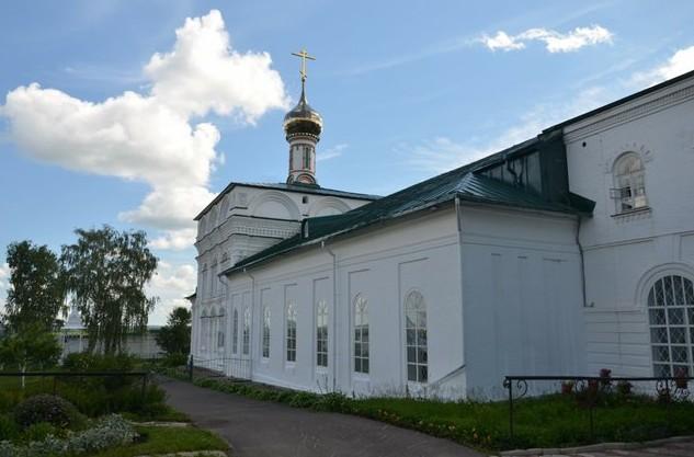 Преображенский женский монастырь киров