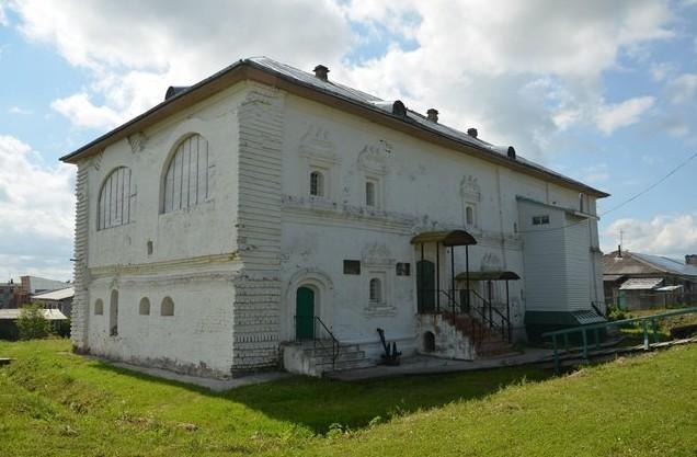 поездка на север россии Преображенский собор Холмогоры