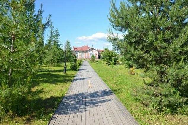дом музей ломоносова
