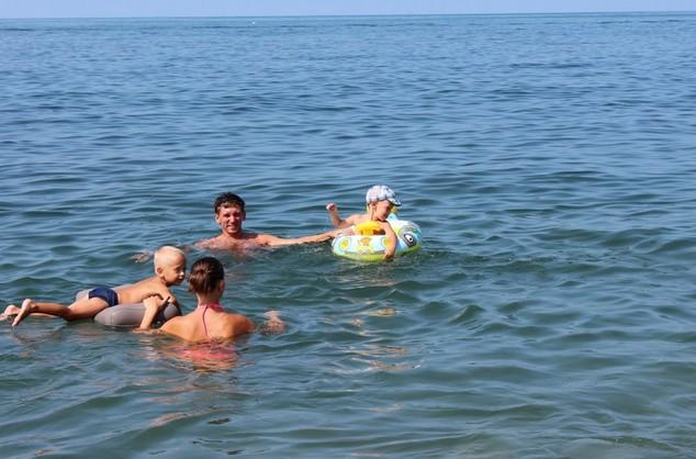 путешествие на черное море в сочи