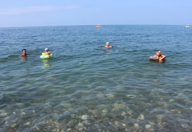 путешествие на черное море с ребенком