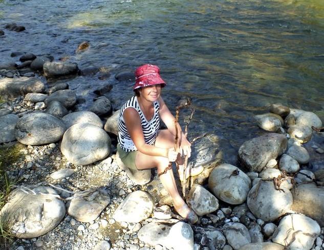 путешествие на умхей река баргузин