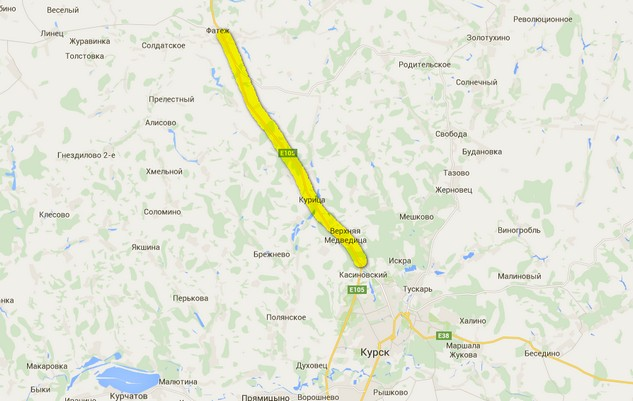 схема ремонта дороги м2
