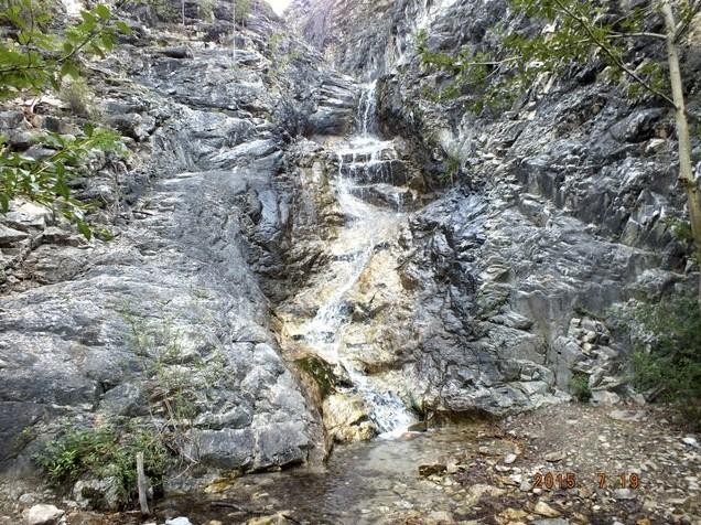 водопад баргузинская долина, алла