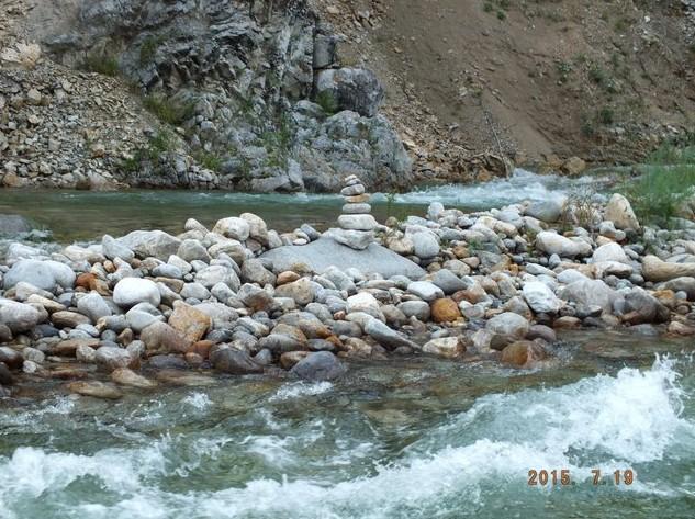 туры на реке алла