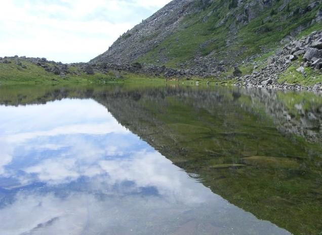 Аршан озеро Дождевое