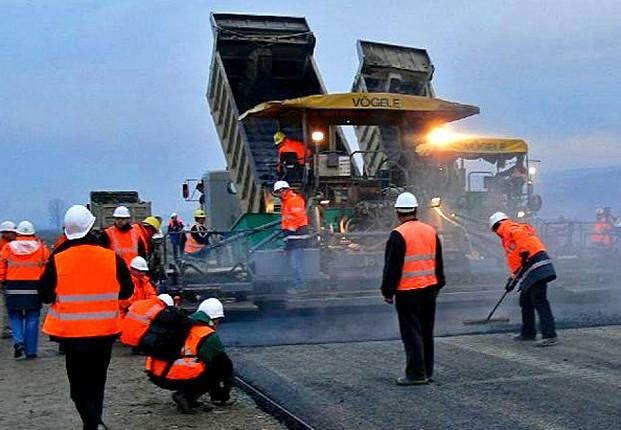 ремонт дороги М-2 в орловской области