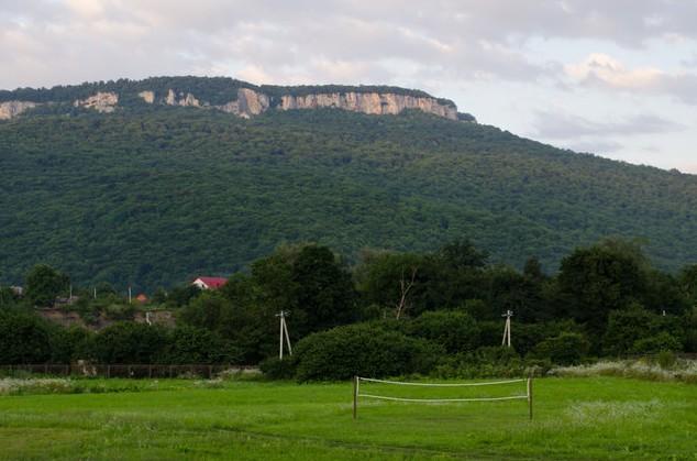 хребет Уна-Коз