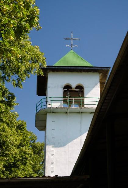 поездка в адыгею колокольня в монастыре