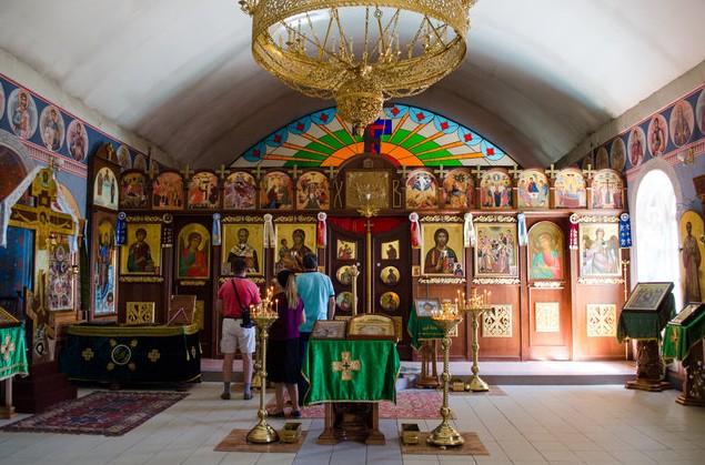 Троицкий храм адыгея