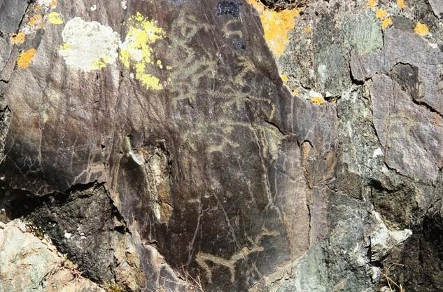 рисунки эпохи неолита и раннего железа