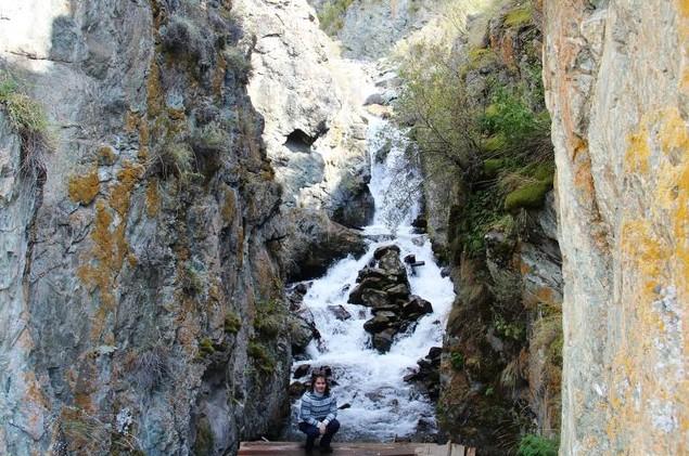 путешествие на водопад Бельтертуюк  на алтае