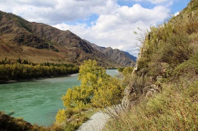 путешествие на водопад Бельтертуюк  катунь