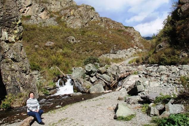 поездка на водопад Бельтертуюк  гоный алтай