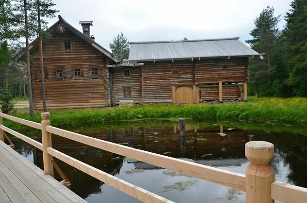 поездка на север россии в малые корелы