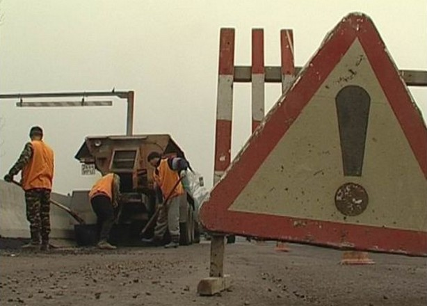 ремонт на трассе м-6 в астраханской области