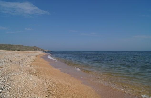 пляжи в округе Керчи