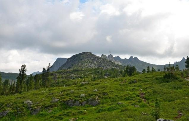 ергаки горы саяны