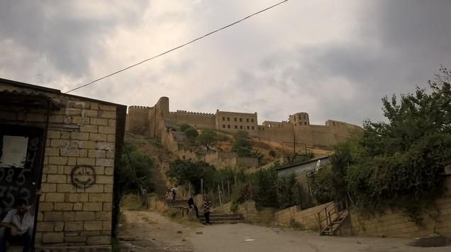 поездка в крепость нарын кала
