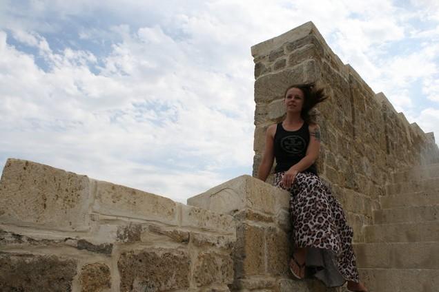 крепость нарын кала дагестан
