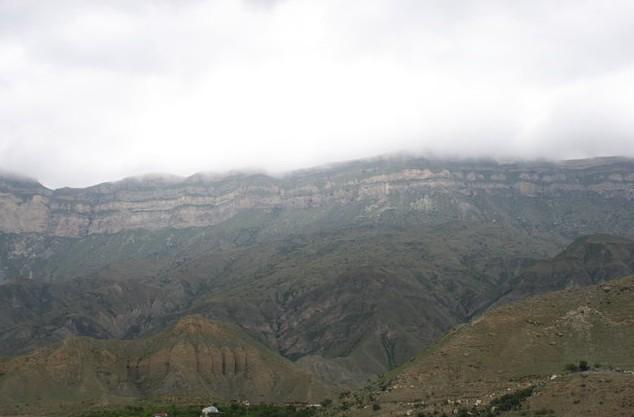 поездка на хунзахский водопад