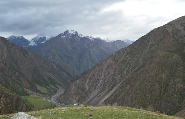 Перевал Тее Ашу
