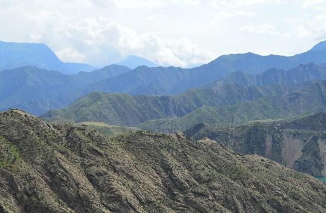 поездка на памир горы киргизии