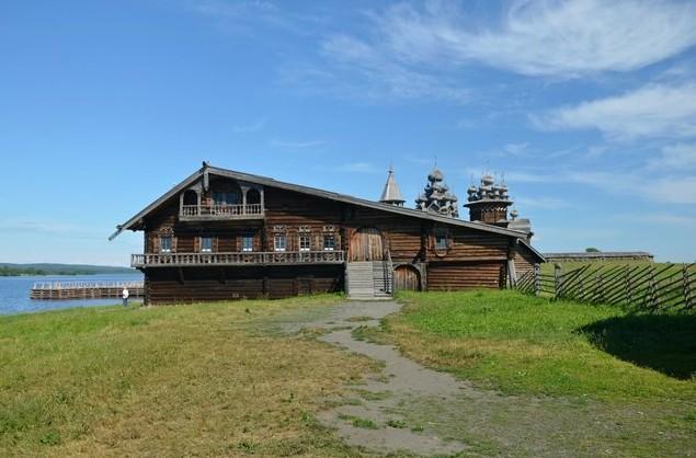Дом крестьянина Ошенева 1876 г.