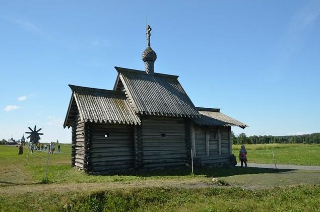 Церковь воскрешения Лазаря кижи