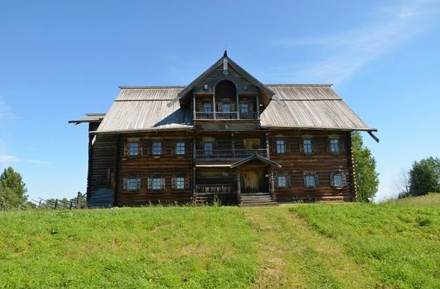 Дом крестьянина Кондратьева, 19-й век.