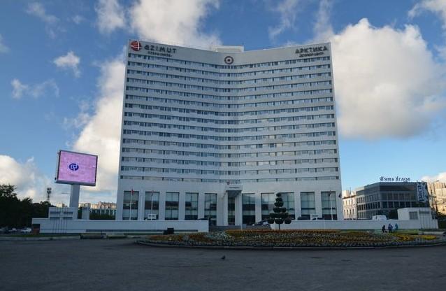Гостиница «Арктика» мурманск