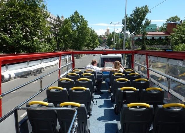 поездка в грузию экскурсия на автобусе
