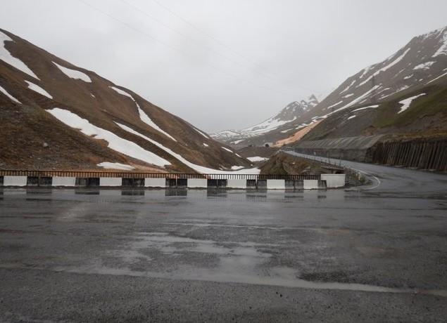 военно грузинская дорога в мае