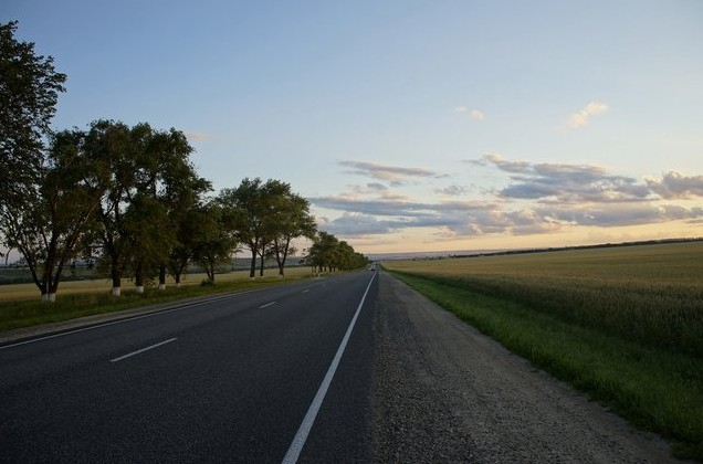 дорога в ставрополье
